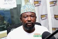 Abdul Aziz Futah, Nasara Coordinator of the governing New Patriotic Party (NPP)