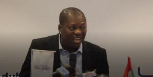 Dean of the University of Cape Coast Business School, Professor John Gatsi