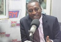 Afenyo Markin is Member of Parliament for Efutu