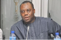Member of Parliament for Manhyia South Constituency, Dr. Mathew Opoku Prempeh