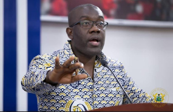 Govt has not invited any IT experts from Israel - Oppong Nkrumah rubbishes report