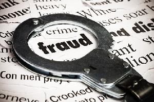 Fraud file photo