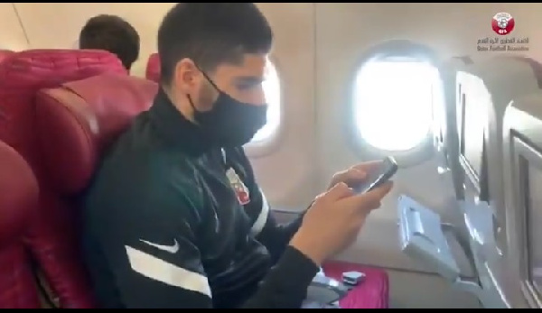 Qatar jets of to face Ghana