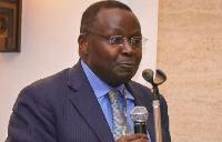 Professor Victor Murinde, SOAS Director