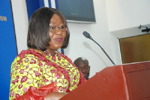 Madam Akosua Frema Osei Opare Chief Of Staff
