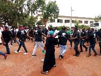 President Akufo-Addo has called for the ban of vigilante groups