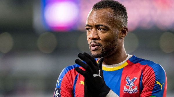 I've always seen myself as a good striker - Jordan Ayew