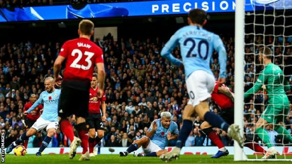 LIVE UPDATES: Man City vs Man Utd