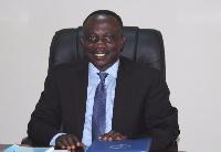 Nana Kwaku Adjei Yeboah, CEO of Students Loan Trust Fund