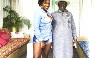 Ebony Dad