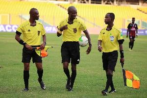 Match Officials   Referees