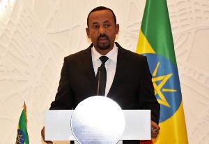 Abiy Ahmed, Ethiopia PM