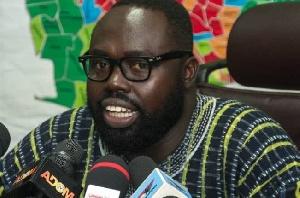 Deputy General Secretary of the NDC, Peter Otukunor