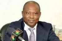 Dr Abdul-Nashiru Issahaku, Governor of the Bank of Ghana