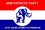 File Photo: New Patriotic Party