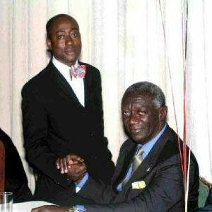 Mr. Boateng was a close friend of former President John Agyekum Kufuor