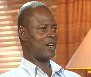 Dr Steve Manteaw, Co-chairperson, GHEITI