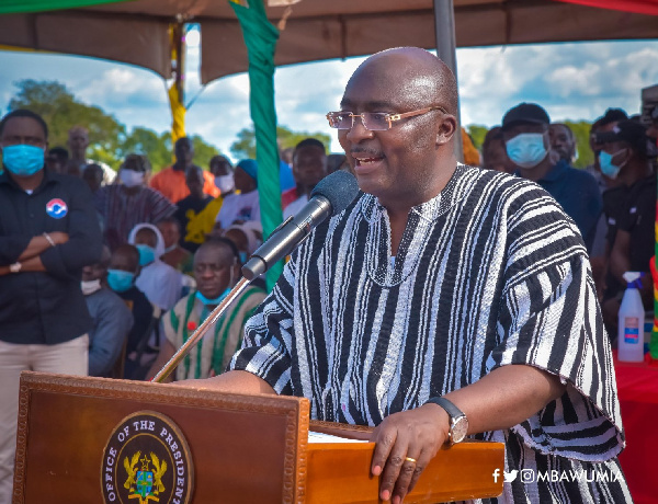 Visionary Akufo-Addo understands the plight of the north – Bawumia