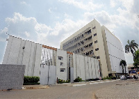 The Bank of Ghana Headquaters
