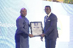 GJA honours Commissioner of Insurance, Justice Ofori