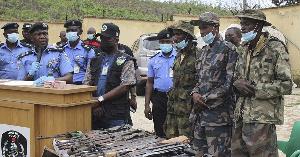 On July 5, gunmen invaded the Bethel Baptist Secondary School