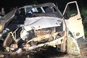 Lives have been lost through road accident