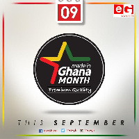 Made in Ghana month to be celebrated in September