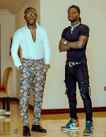 Kuami Eugene is my best friend in the industry - Okyeame Kwame