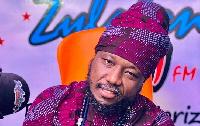 Radio Personality and Musician, Blakk Rasta