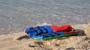 Drown Migrant
