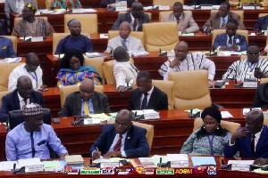 Minority members in parliament