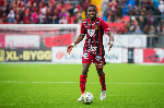 Ghanaian attacker Patrick Kpozo on target for Ostersunds in draw against Hammarby IF