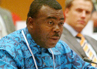 Former Information Minister in the Kufuor regime, Stephen Asamoah-Boateng