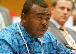 Director-General of SIGA, Stephen Asamoah-Boateng