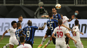 Inter lost after Lukaku scored an own goal