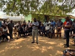 Ghana Union Drivers