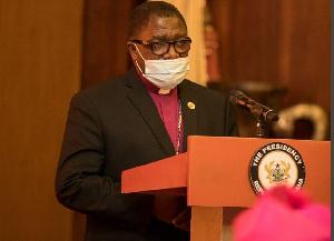 Rt. Rev. Dr Paul Kwabena Boafo