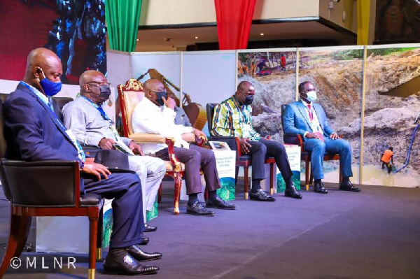 Stakeholders hold Consultative Dialogue to tackle illegal mining activities