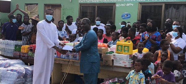 EPCG Good Shepherd Youth Ministry donates to Children's Home