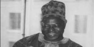 Hilla Limann was the President of Ghana from 24 September 1979 to 31 December 1981