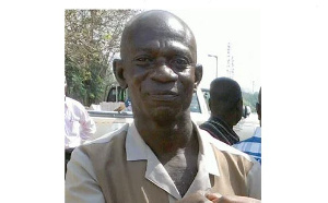 Gabriel Barima is a former District Chief Executive (DCE) of the Ahafo Ano South District
