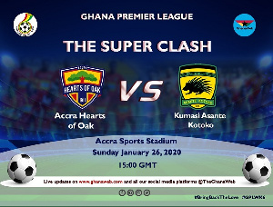 The Super Clash is on