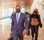 It is now time to get to work – Jinapor after he was sworn into office as Lands Minister