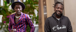 Shatta Wale and Samini are the two biggest rivals in the Ghanaian music industry