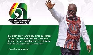 The Ghana Beyond Aid Agenda President Akufo Addo2234