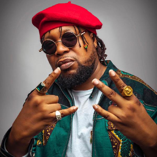 Ghanaian musician, Knii Lante