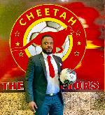 Cheetah FC Chairman, Abdul Hayye- Yartey