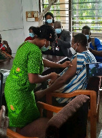 Obuasi MCE advises residents to take Coronavirus vaccine