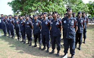 Alavanyo Police