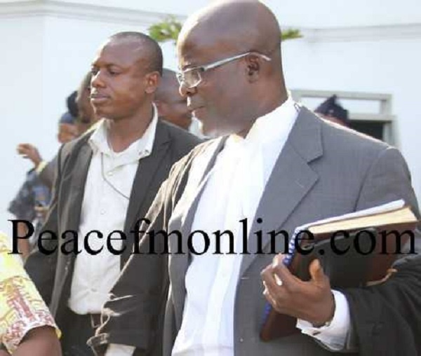 Tony Lithur loses second court case seeking millions of cedis from COCOBOD